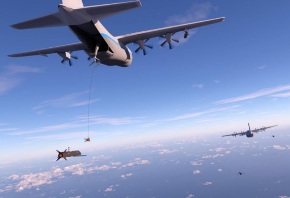 Dynetics Wins Darpa Gremlins Phase III Contract Dynetics selected for demonstration phase of DARPA's Gremlins program