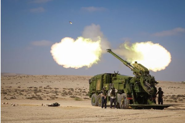 Elbit Systems of America's Mobile Howitzer Selected by U.S. Army for Shoot-Off Evaluation