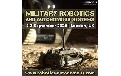 Experts discuss the UK's RAS modernisation at Military Robotics and Autonomous Systems 2020