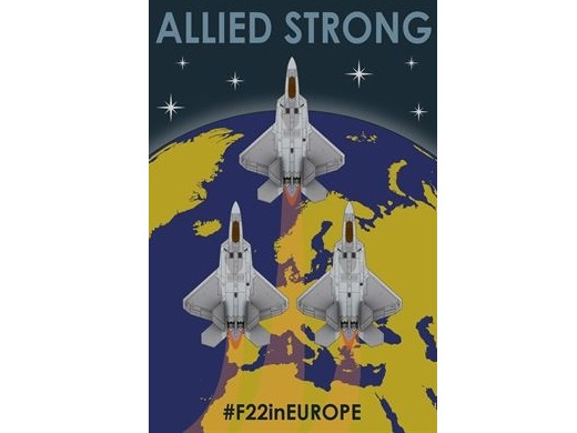 F-22s Back to Europe