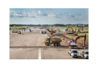 F-35 Lightning Fighter Aircraft One Step Closer as RAF Marham Runway Intersection Resurfacing Completed
