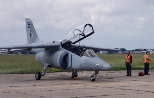 FAdeA Delivers New Pampa III Aircraft to the Argentine Air Force