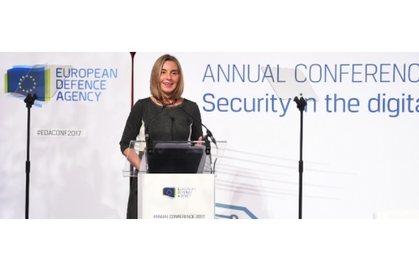 """Federica Mogherini Opens Annual Conference at """"Most Important Moment for EU Defence in Decades"""""""