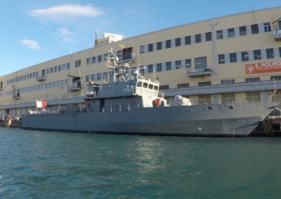 Fincantieri Delivers the Upgraded Offshore Patrol Vessel P61 to the Armed Forces of Malta