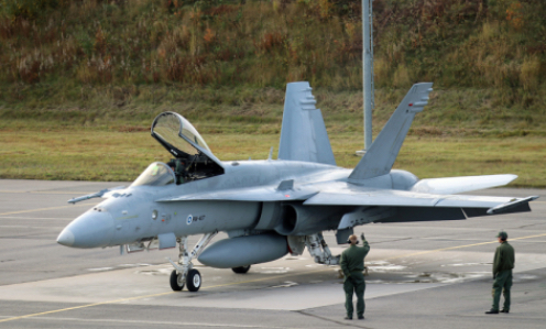 Finland – F-35 Joint Strike Fighter Aircraft with Air-to-Air Missiles and Air-to-Ground Precision Guided Munitions