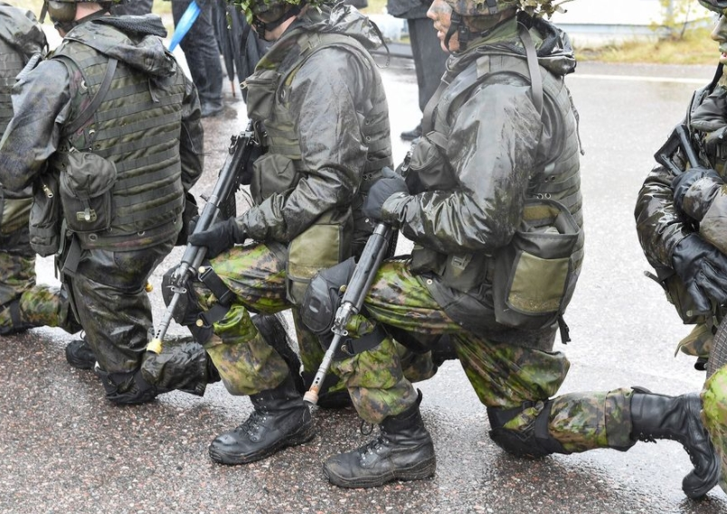 Finnish Defence Forces Defend Against Simulated Attack on Helsinki