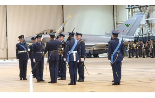 Fourth Quick Reaction Alert Squadron for RAF Lossiemouth