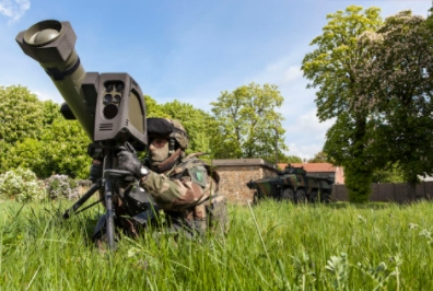 French Armed Forces Ministry Receives First MMP Missiles