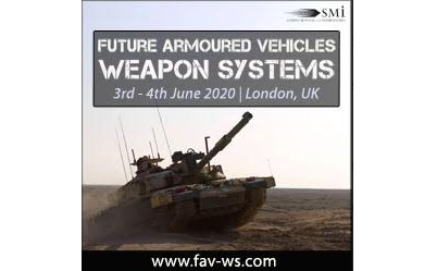 Future Armoured Vehicles Weapon Systems 2020 Will Now Be Remote Access Only, Due To COVID-19 Concerns