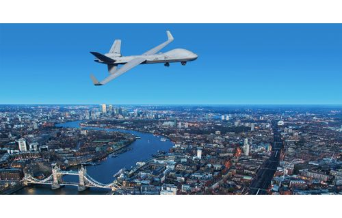 GA-ASI and UK MoD Sign Test and Evaluation Contract for Protector