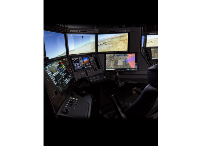 GA-ASI's Certifiable Ground Control Station Makes Its First Flight