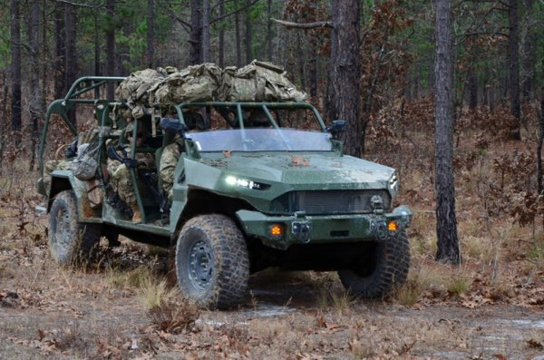 GM Defense Begins Build-Out of North Carolina Facility for Production of Infantry Squad Vehicle