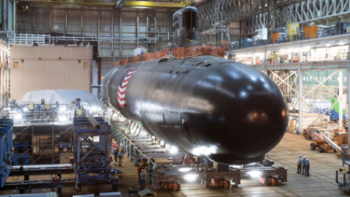 General Dynamics Electric Boat Awarded $251 Million in Navy Contracts