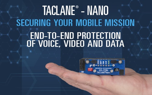 General Dynamics Mission Systems and Cubic Mission Solutions Integrate Products to Bring Encrypted Communications to Tactical Environments