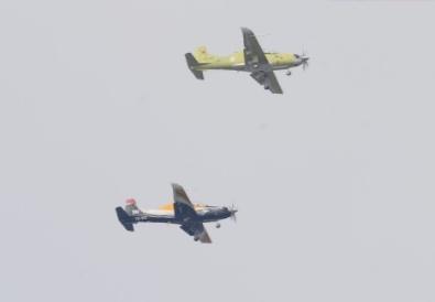HÜRKÜŞ-B has Conducted the First Test Flight