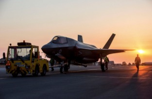 History Made as UK F-35s Complete First Operational Missions