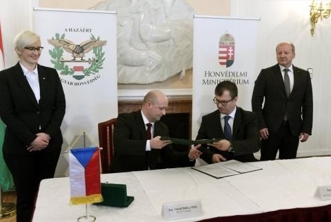 Hungary is to Manufacture Infantry Small Arms