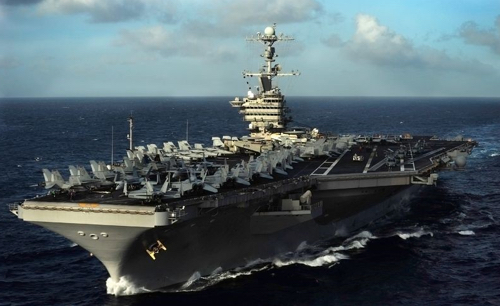 Huntington Ingalls Industries Awarded $2.9bn Contract To Execute USS John C. Stennis (CVN 74) Refueling and Complex Overhaul