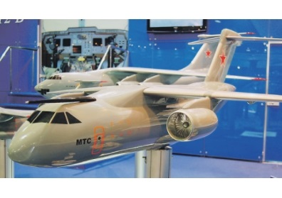 IL-276 Is Waiting for the Army: New military transport aircraft can do without concrete runways