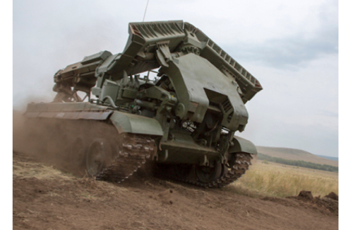 In the Interests of the Engineering Troops of the RF Armed Forces, New Models of Equipment are Being Developed