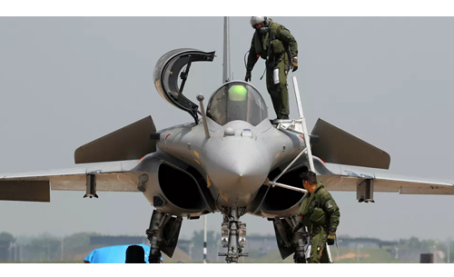 India to Receive Entire Fleet of Rafale Fighter Jets From France by April 2022