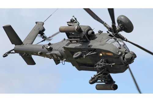 Indian Air Force Set to Fortify Pakistani Border With American Apache Attack Choppers