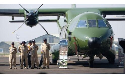 Indonesia Exports Military Aircraft to Nepal