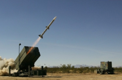 Indonesia Selects NASAMS Air Defence System