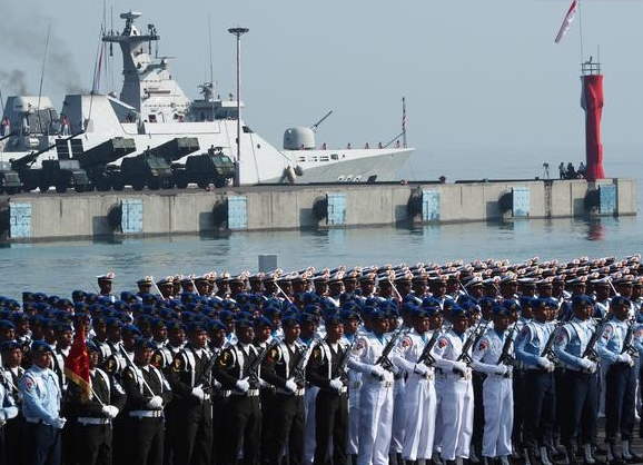 Indonesia Strengthens Navy, Air Force In Face of China Expansion