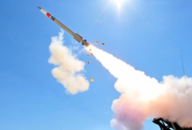 Interceptor Test Proves Lockheed Martin's Hit-to-Kill PAC-3 Fielded Reliability