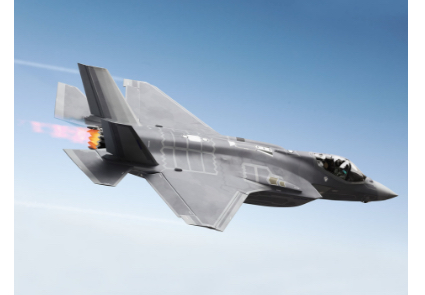 Interos Wins Supply-Chain Risk Management Contract For F-35 Fighter Jet Program