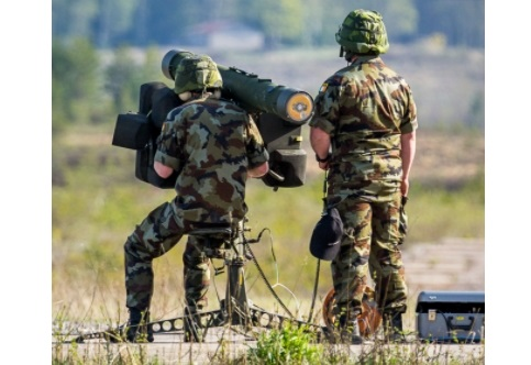 Irish Army Conducts Successful Live Firings of RBS 70 and RBS 70 NG