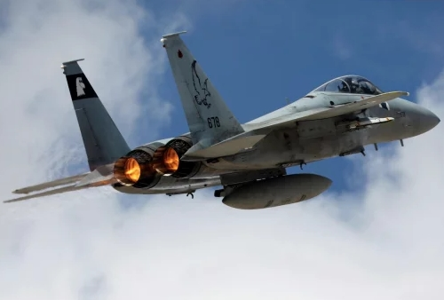 Israeli Air Force Leaning Toward Upgraded F-15 Over F-35 for Next Fighter Jet Acquisition