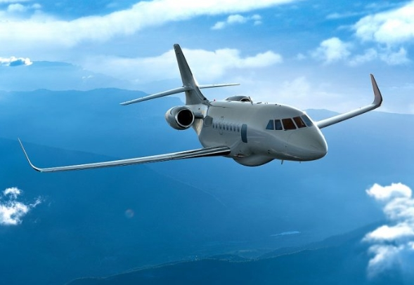 Japan Coast Guard Acquires Fifth Falcon 2000 MSA; Purchase highlights growing demand for multi-mission aircraft