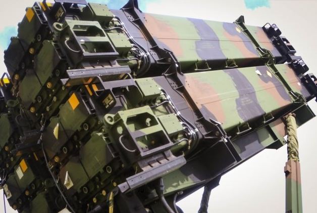 Japan Patriot Battalion Fields First Operational Dismounted Patriot Information Coordination Central