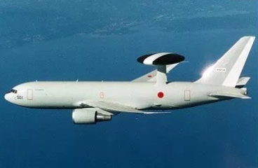 Japan Upgrades Its E-767 AWACS Fleet