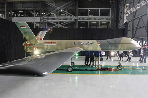 Jokowi Ordered the Manufacture of Local Military Drones to Begin in 2022