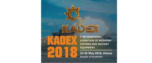 International Exhibition of Weapons Systems and Military Equipment KADEX-2018