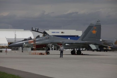 Kazspetsexport Enterprise and Irkut Corporation Have Signed the Contract for Delivery of Another Batch of Su-30SM to the Republic of Kazakhstan