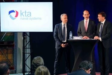 Kongsberg and ThyssenKrupp Establish Joint Venture