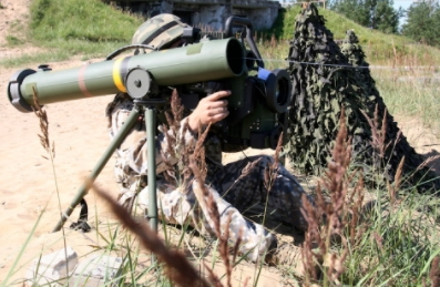 Latvian MOD Signs 108 million Euro Contract for Acquisition of SPIKE Missiles