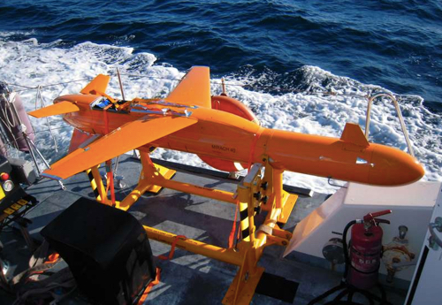 Leonardo's M-40 Target Drone Used to Prove Latest Mistral Missiles