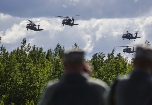 Lithuanian Ministry of National Defence Has Taken A Decision to Procure New UH-60M Black Hawk Utility Helicopters