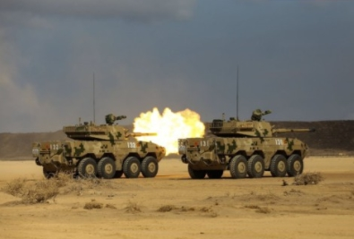 Live-Fire Exercises Conducted by PLA Base in Djibouti