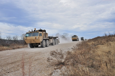 Lockheed Martin Autonomous Driving System Tops 55,000 Miles in Extended Army Testing
