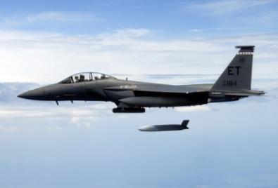 Lockheed Martin's JASSM-ER Declared Operational on F-15E Strike Eagle