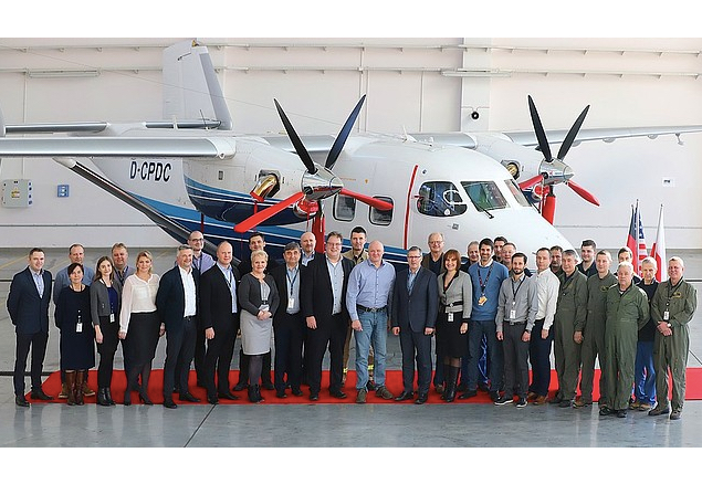 M28 05 Aircraft Delivered to Germany