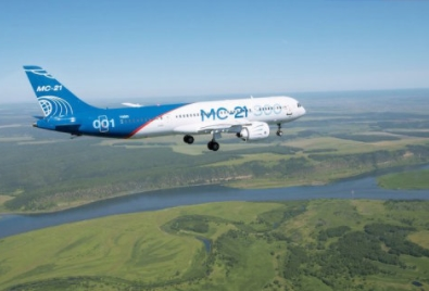 MC-21 Will Collect a Russian Certificate in the Middle of the Year 2019