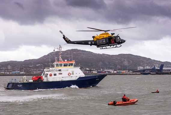 MOD Safety and Training Vessels Deal