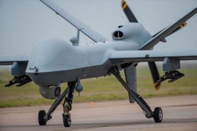 MQ-9s Begin Operations Out of Poland